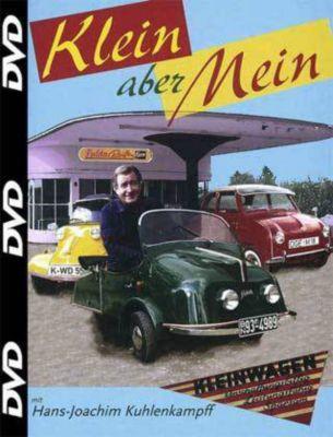 Klein aber mein, DVD, Klein Aber Mein-Die Grosse Zeit Der Kleinen Autos
