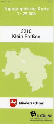 Klein-Berßen 1 : 25 000. (TK 3210/N)