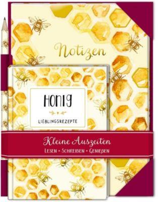 Kleine Auszeiten: Honig - Lieblingsrezepte