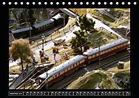 Kleine Bahnen international, TT-N-H0 (Tischkalender 2019 DIN A5 quer) - Produktdetailbild 9