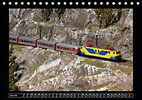 Kleine Bahnen international, TT-N-H0 (Tischkalender 2019 DIN A5 quer) - Produktdetailbild 6