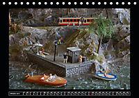 Kleine Bahnen international, TT-N-H0 (Tischkalender 2019 DIN A5 quer) - Produktdetailbild 10