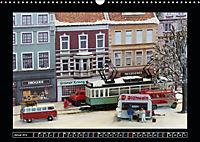 Kleine Bahnen international, TT-N-H0 (Wandkalender 2019 DIN A3 quer) - Produktdetailbild 1