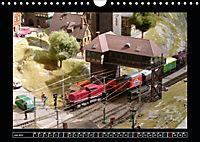 Kleine Bahnen international, TT-N-H0 (Wandkalender 2019 DIN A4 quer) - Produktdetailbild 7