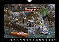 Kleine Bahnen international, TT-N-H0 (Wandkalender 2019 DIN A4 quer) - Produktdetailbild 10