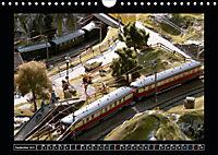 Kleine Bahnen international, TT-N-H0 (Wandkalender 2019 DIN A4 quer) - Produktdetailbild 9