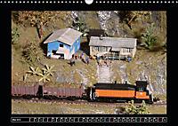 Kleine Bahnen international, TT-N-H0 (Wandkalender 2019 DIN A3 quer) - Produktdetailbild 5