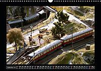 Kleine Bahnen international, TT-N-H0 (Wandkalender 2019 DIN A3 quer) - Produktdetailbild 9