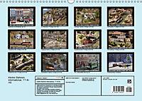 Kleine Bahnen international, TT-N-H0 (Wandkalender 2019 DIN A3 quer) - Produktdetailbild 13