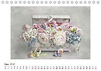 Kleine Blütenwunder (Tischkalender 2019 DIN A5 quer) - Produktdetailbild 3