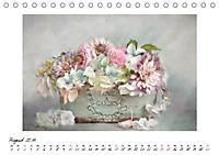 Kleine Blütenwunder (Tischkalender 2019 DIN A5 quer) - Produktdetailbild 8