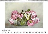 Kleine Blütenwunder (Wandkalender 2019 DIN A3 quer) - Produktdetailbild 9