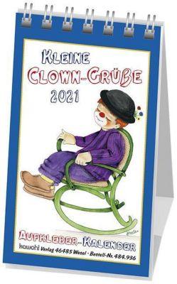 Kleine Clown-Grüsse 2019