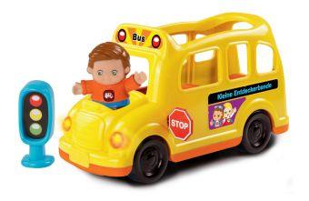 Kleine Entdeckerbande - Bus