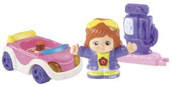 Kleine Entdeckerbande - Caro mit Cabrio