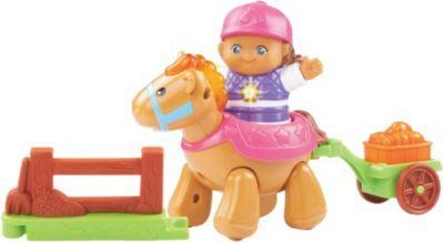 Kleine Entdeckerbande - Emma mit Pony