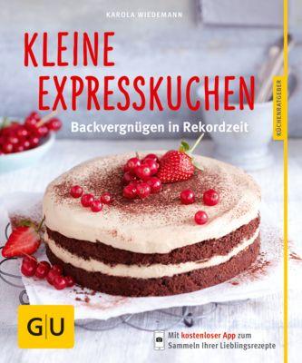 Kleine Expresskuchen - Karola Wiedemann pdf epub