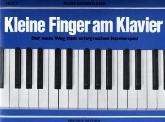 Kleine Finger am Klavier, Hans Bodenmann