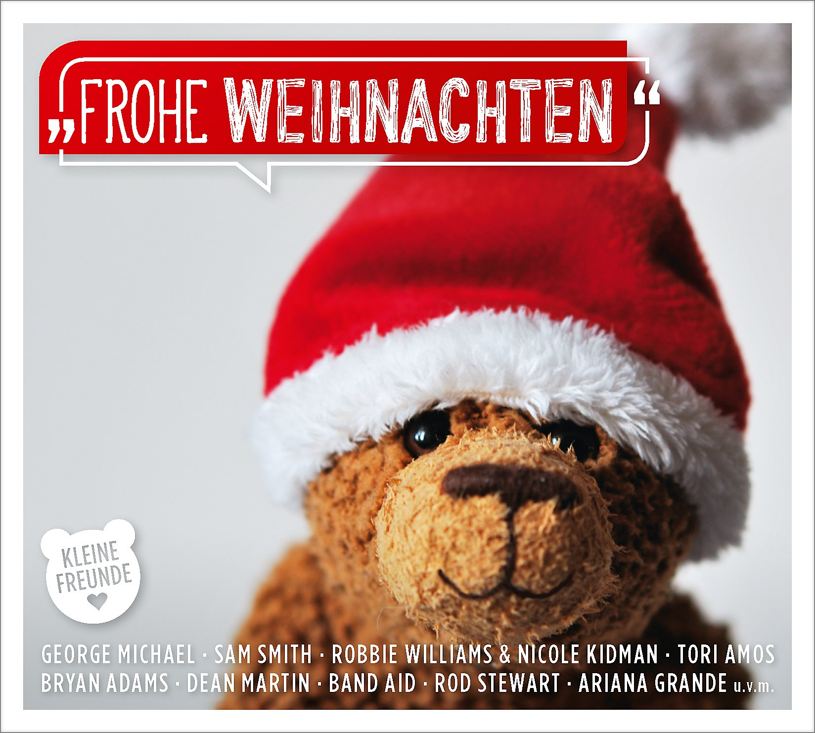 Frohe Weihnachten Cd.Kleine Freunde Frohe Weihnachten Cd Bei Weltbild Ch Bestellen