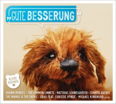 Kleine Freunde - Gute Besserung, Various