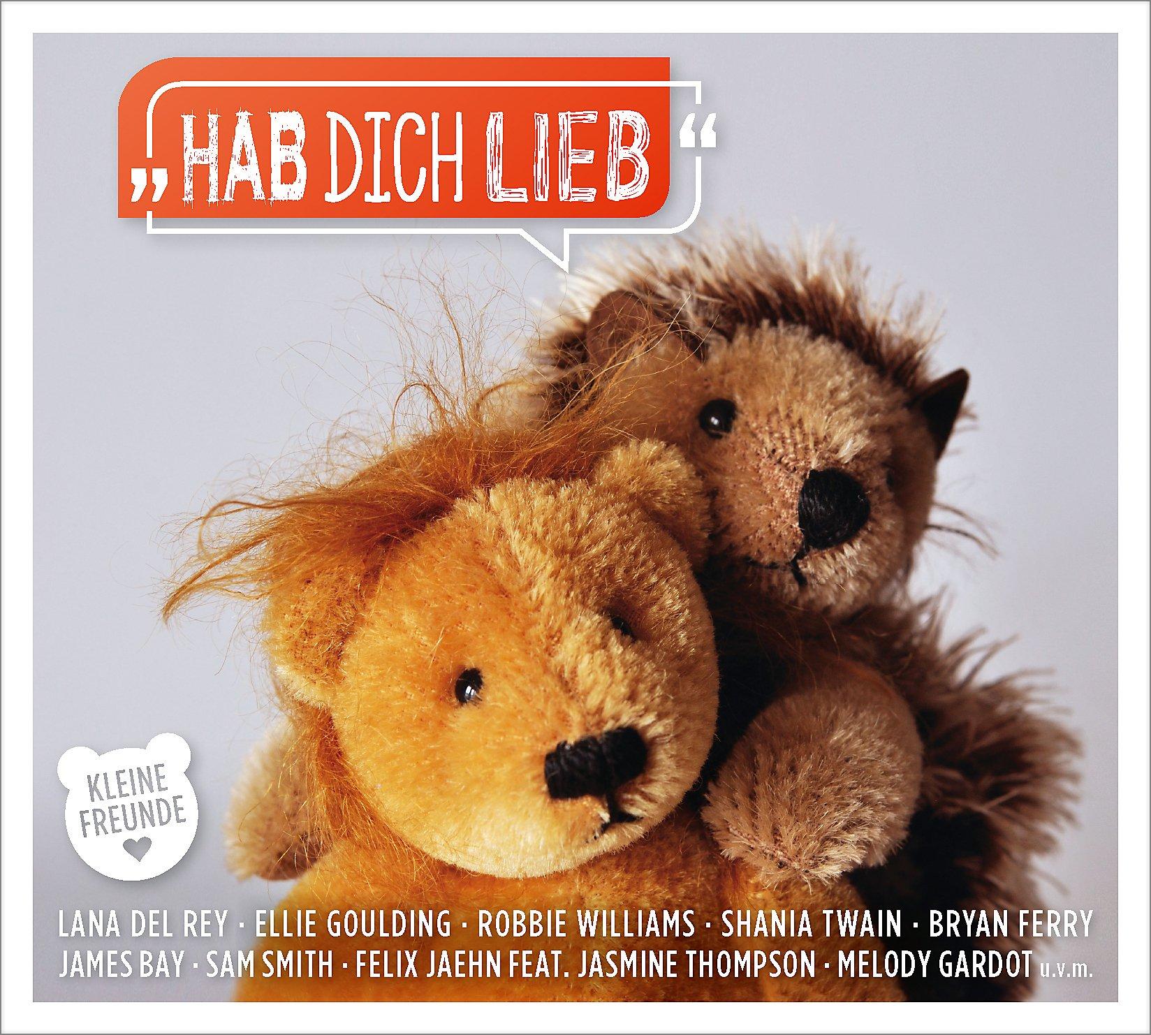 Kleine Freunde - Hab dich lieb CD von Various bei Weltbild.de