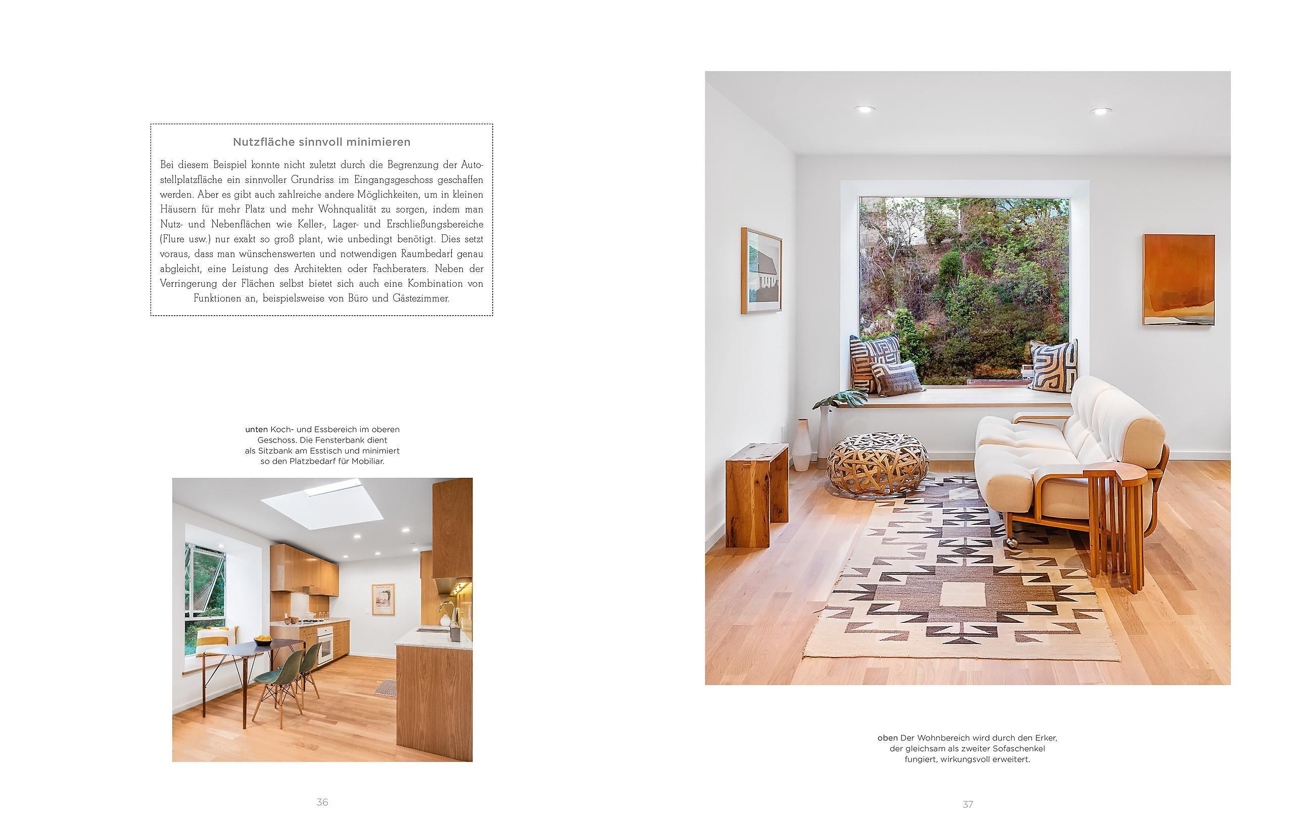 Kleine Häuser Unter 100 Quadratmeter Buch Portofrei Weltbildde