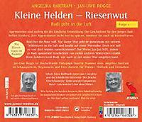 Kleine Helden - Riesenwut, Rudi geht in die Luft, Audio-CD - Produktdetailbild 1