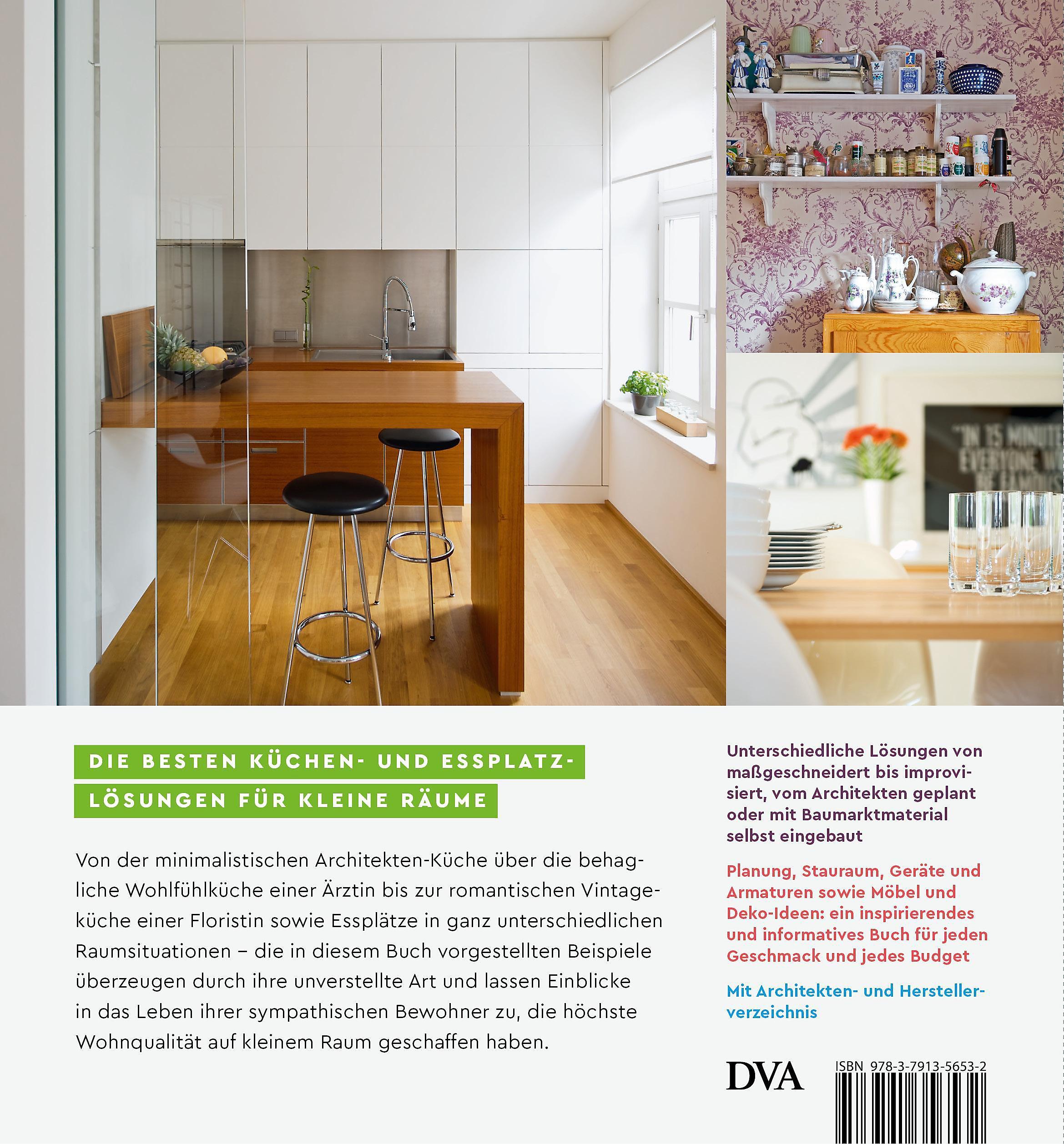 Kleine Küchen & Essplätze Buch portofrei bei Weltbild.de