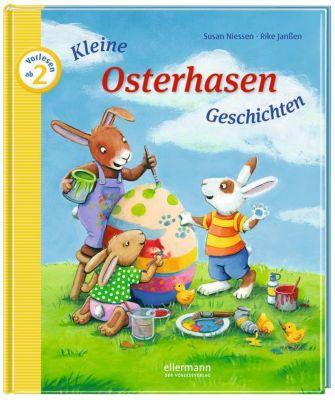 Kleine Osterhasen-Geschichten, Susan Niessen, Rike Janssen