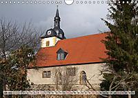 Kleine Perle Mühlberg in Thüringen (Wandkalender 2019 DIN A4 quer) - Produktdetailbild 7