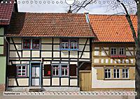 Kleine Perle Mühlberg in Thüringen (Wandkalender 2019 DIN A4 quer) - Produktdetailbild 9
