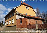 Kleine Perle Mühlberg in Thüringen (Wandkalender 2019 DIN A4 quer) - Produktdetailbild 2