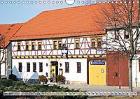 Kleine Perle Mühlberg in Thüringen (Wandkalender 2019 DIN A4 quer) - Produktdetailbild 6