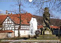 Kleine Perle Mühlberg in Thüringen (Wandkalender 2019 DIN A4 quer) - Produktdetailbild 11
