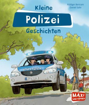 Kleine Polizei Geschichten, Rüdiger Bertram