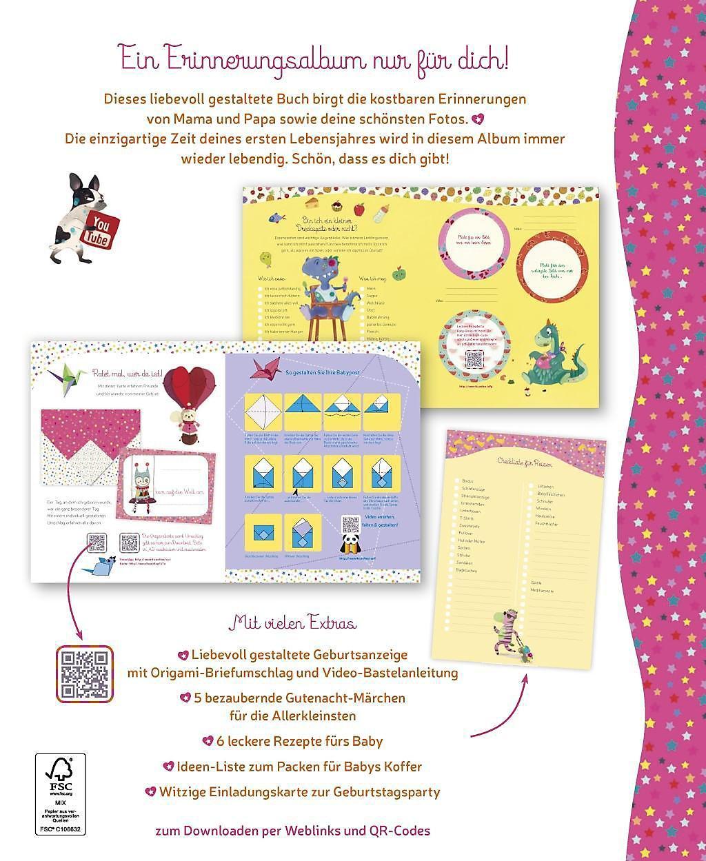 Kleine Prinzessin Babyalbum Fur Madchen Buch Weltbild De
