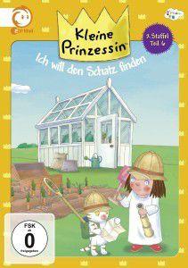 Kleine Prinzessin - Ich will den Schatz finden, Dan Wicksman, Cas Willing