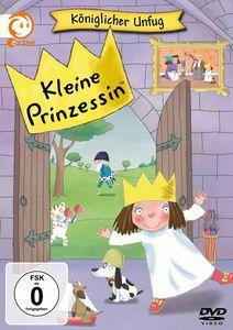 Kleine Prinzessin Vol. 4 - Königlicher Unfug, Dan Wicksman, Cas Willing