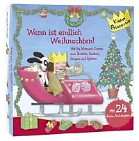 durch den advent mit leo lausemaus m fensterbild 20 x 28 cm. Black Bedroom Furniture Sets. Home Design Ideas