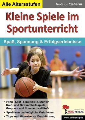 Kleine Spiele im Sportunterricht, Rudi Lütgeharm