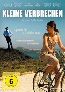 Kleine Verbrechen, DVD, Aris Servetalis