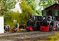 Kleine Waldbahn-Welt - Modellbahn in Spur 0 (Tischkalender 2019 DIN A5 quer) - Produktdetailbild 10