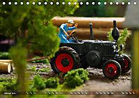 Kleine Waldbahn-Welt - Modellbahn in Spur 0 (Tischkalender 2019 DIN A5 quer) - Produktdetailbild 1