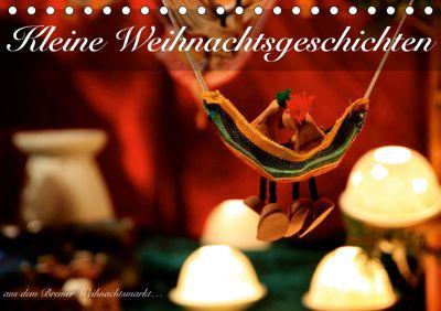 Kleine Weihnachtsgeschichten (Tischkalender 2019 DIN A5 quer), Card-Photo