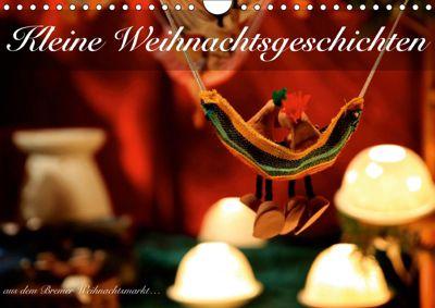 Kleine Weihnachtsgeschichten (Wandkalender 2019 DIN A4 quer), Card-Photo