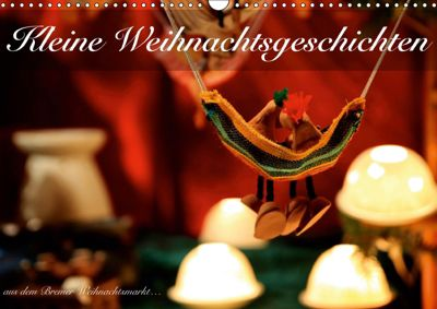 Kleine Weihnachtsgeschichten (Wandkalender 2019 DIN A3 quer), Card-Photo