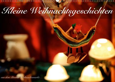 Kleine Weihnachtsgeschichten (Wandkalender 2019 DIN A2 quer), Card-Photo