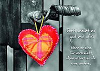 Kleine Wunder berühren das Herz, Postkarten-Buch - Produktdetailbild 1