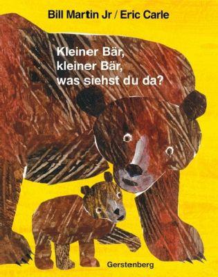Kleiner Bär, kleiner Bär, was siehst du da?, Eric Carle, Bill Martin