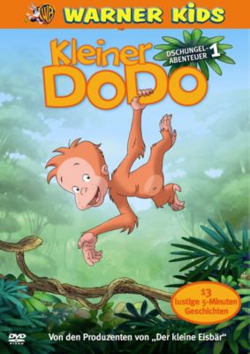 Kleiner Dodo - Dschungel-Abenteuer 1, Hans de Beer, Serena Romanelli